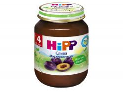 Детские пюре HIPP