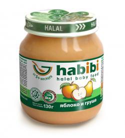 Детские пюре Habibi